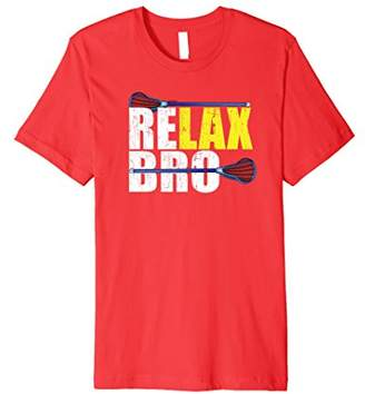 LaCrosse ReLAX Bro Player T-Shirt