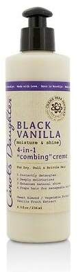 Carol's Daughter NEW Black Vanilla Moisture & Shine 4-in-1 Combing Creme (For
