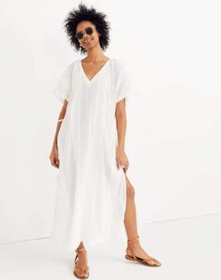 Madewell Gibraltar Cover-Up Maxi Dress