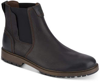 Dockers Men Sanders Waterproof Casual Chelsea Boots Men Shoes