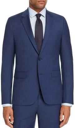 HUGO Astian Tonal Glen Plaid Slim Fit Suit Jacket