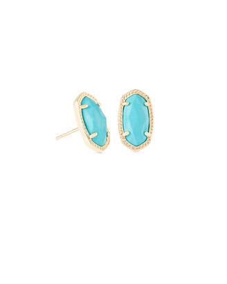 Kendra Scott Ellie Stud Earrings in Gold