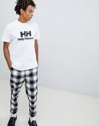 Helly Hansen Logo T-Shirt in White