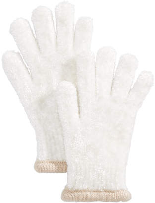 Charter Club Chenille Knit Gloves