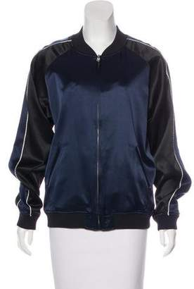 Opening Ceremony Reversible Silk Jacket w/ Tags