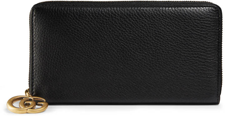 GucciGG Marmont leather wallet