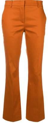 L'Autre Chose crop flare trousers