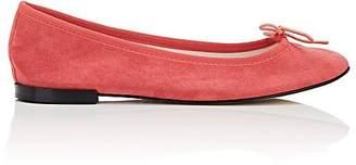Repetto Women's Cendrillon Suede Ballet Flats