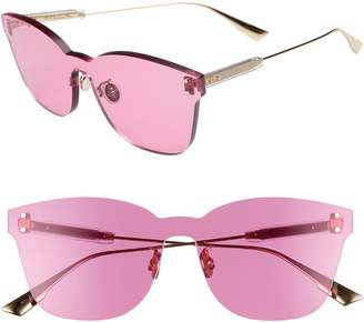 bf604a5a33c at Nordstrom · Christian Dior Quake2 135mm Rimless Shield Sunglasses