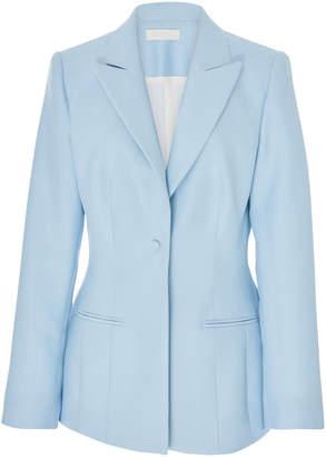 Partow Theron Wool-Silk Jacket