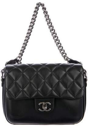 Chanel 2017 Chain Handle Flap Bag