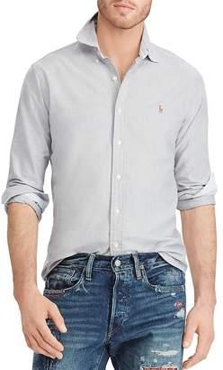 Polo Ralph Lauren Oxford Classic Fit Button-Down Shirt