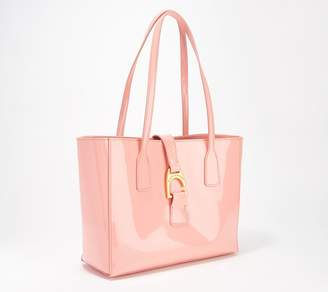 Dooney & Bourke Patent Leather Small Shannon Tote