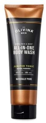 Olivina Juniper Tonic All-in-One Body Wash