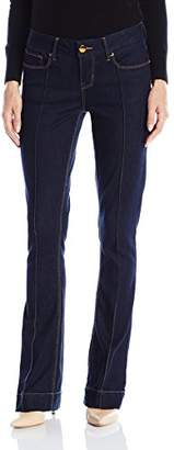 Seven7 Women's Flare Jean