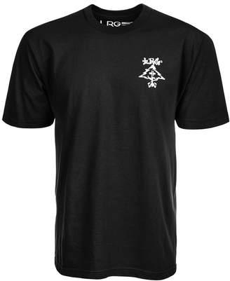 Lrg Men's Kanji Graphic-Print T-Shirt