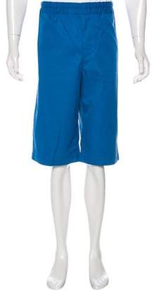 Alexander McQueen Flat Front Shorts w/ Tags