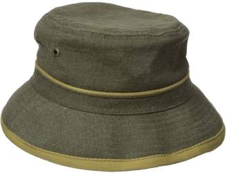 Stetson Men's Oxford Bucket Hat