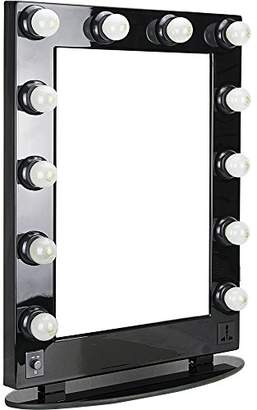 Hiker Marzo Hollywood Vanity Lighted Makeup Mirror