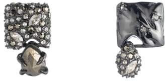 Alexis Bittar Mismatched Stud Earrings
