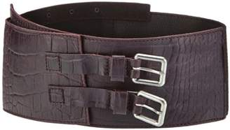 Pieces Women's Belt - - XS
