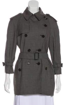 3.1 Phillip Lim Double-Breasted Short Coat