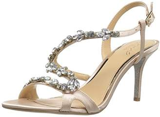 Badgley Mischka Jewel Women's GANET Heeled Sandal
