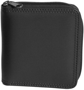 Royce Leather Royce New York Leather Zip-Around Wallet