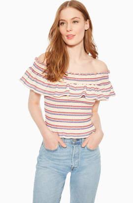 Parker Lizette Striped Top