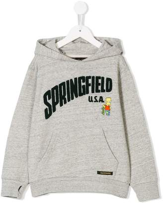 Finger In The Nose Direct from Springfield hoodie