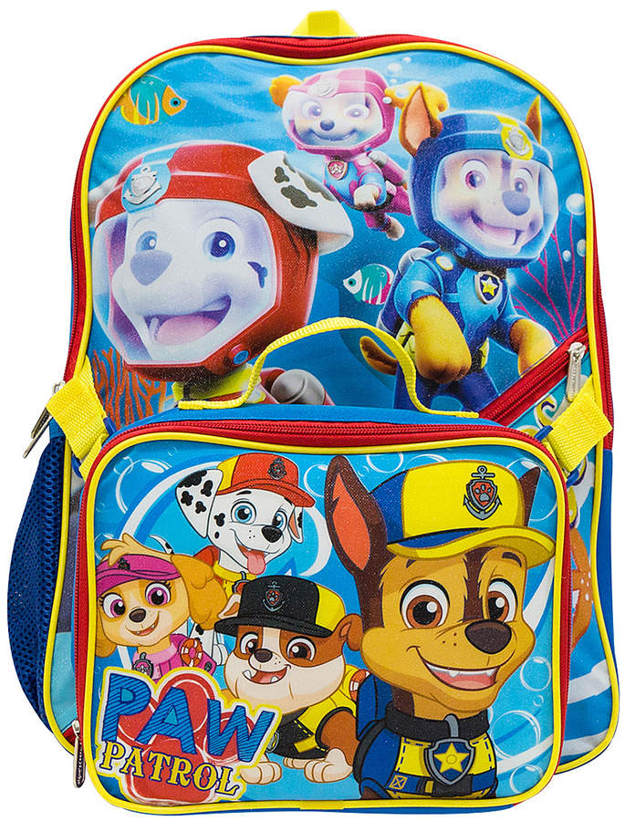 PAW Patrol 'Sea Dogs' Backpack & Lunch Tote