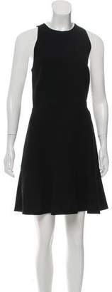 Theory Sleeveless A-Line Dress