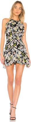 Marissa Webb Andrea Silk Print Dress