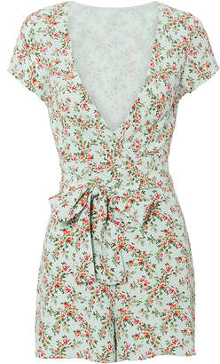 Intermix Lilith Floral Romper