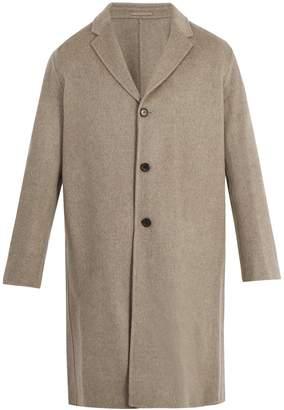 Acne Studios Chad wool and cashmere-blend jacket
