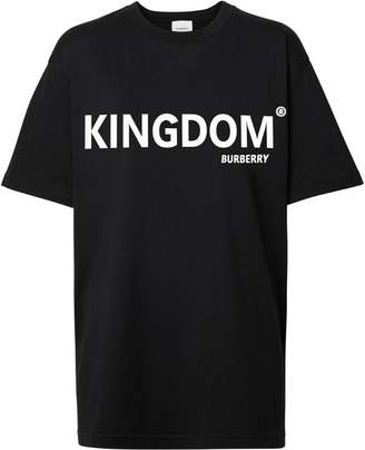 Burberry (バーバリー) - Burberry Kingdom Tシャツ