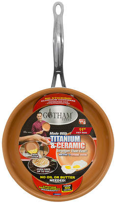 Impulse Gotham Steel 11 Fry Pan Aluminum As Seen On TV Dishwasher Safe Non-Stick Frying Pan