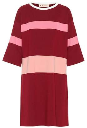 Marni Wool and cashmere-blend dress