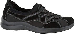 Easy Street Shoes Sport Bungee Slip-on Shoes - Laurel