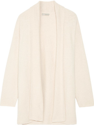 Vince - Wool-blend Cardigan - Cream $465 thestylecure.com