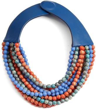Fairchild Baldwin Phoebe Beaded Collar Necklace