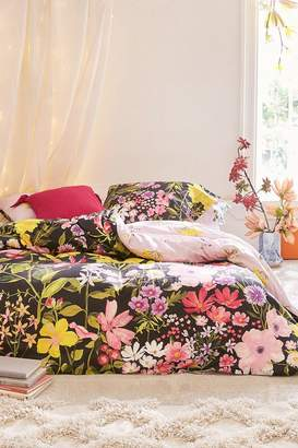 Laurel Floral Duvet Cover