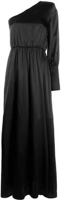 FEDERICA TOSI fitted one shoulder dress