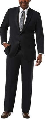 Haggar JM Premium Stretch Sharkskin Classic Fit Suit Jacket - Big & Tall