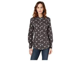 Rock and Roll Cowgirl Long Sleeve Snap B4S8012