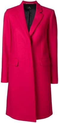 Paul Smith tailored midi coat