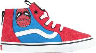 Vans x Marvel SK8-Hi Zip Shoe - Toddlers'