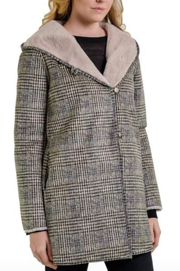 love token Edie Hooded Coat