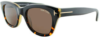 Tom Ford Men's Snowdon Tf237 50Mm Sunglasses