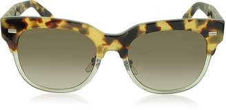 Gucci GG 3744/S Acetate Square Frame Sunglasses